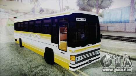 Scania Cametal Nahuel II für GTA San Andreas