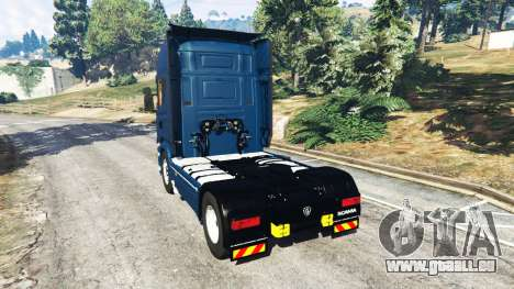 Scania R730 pour GTA 5