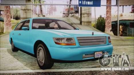 GTA 5 Albany Washington pour GTA San Andreas