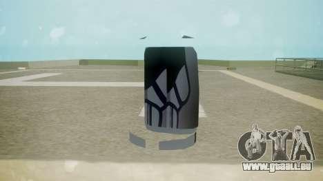 GTA 5 Parachute für GTA San Andreas dritten Screenshot