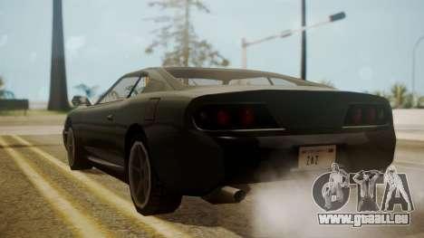 Jester FnF Skin 2 pour GTA San Andreas vue de droite
