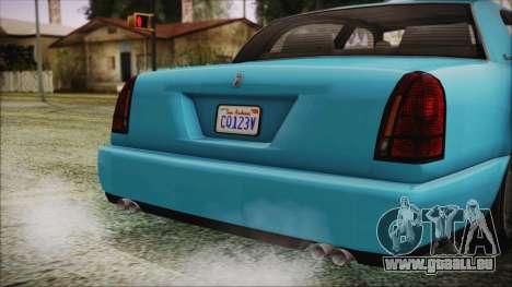 GTA 5 Albany Washington pour GTA San Andreas vue de droite