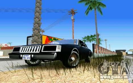 ENB for Medium PC pour GTA San Andreas douzième écran