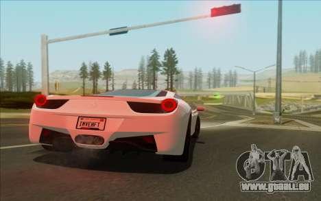Amazing Graphics für GTA San Andreas her Screenshot