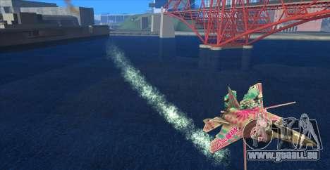 Water Effect für GTA San Andreas zweiten Screenshot