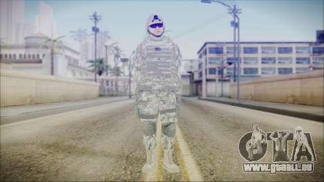 CODE5 USA pour GTA San Andreas deuxième écran