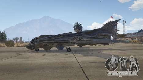 GTA 5 Batwing troisième capture d'écran