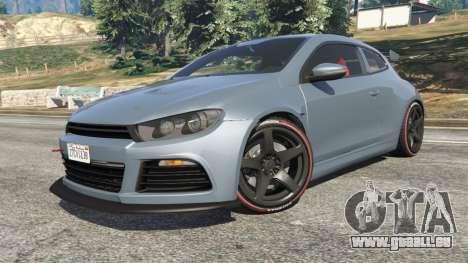 GTA 5 Volkswagen Scirocco rechte Seitenansicht
