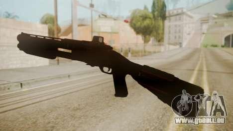 CQC-11 Combat Shotgun für GTA San Andreas zweiten Screenshot
