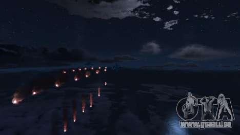 GTA 5 Wärme fallen für Lazer fünfter Screenshot