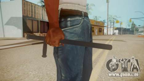 GTA 5 Night Stick für GTA San Andreas dritten Screenshot