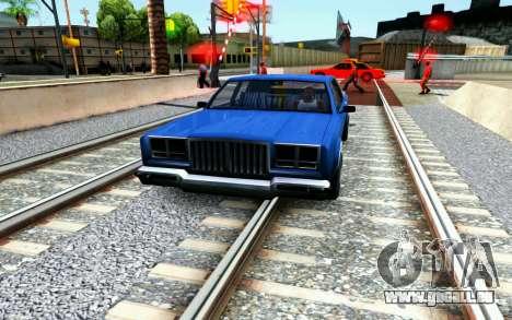 ENB for Medium PC pour GTA San Andreas septième écran