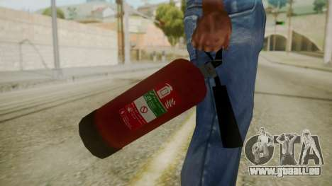 GTA 5 Fire Extinguisher für GTA San Andreas