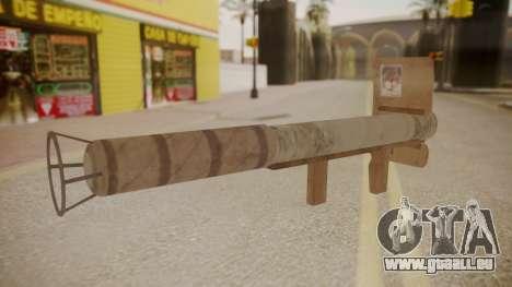 GTA 5 Stinger für GTA San Andreas zweiten Screenshot