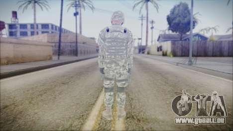 CODE5 USA pour GTA San Andreas troisième écran