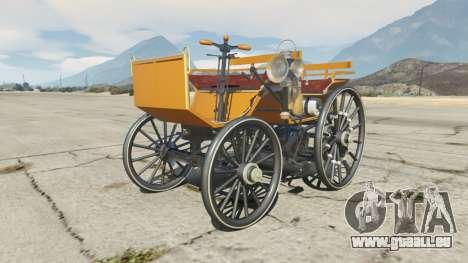 Daimler 1886 [colors] für GTA 5