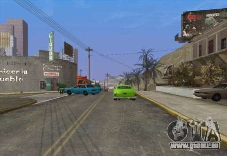 Memory2048 FIX pour GTA San Andreas