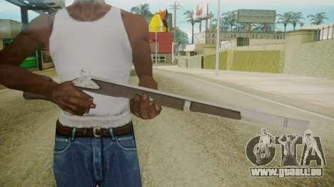 GTA 5 Rifle pour GTA San Andreas