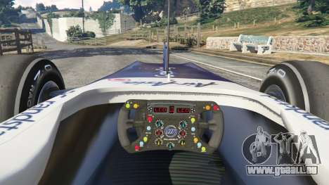 Williams FW32 pour GTA 5