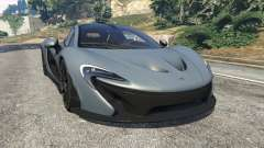 McLaren P1 2014 v1.5