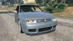 Volkswagen Golf Mk4 R32 pour GTA 5