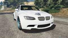 BMW M3 (E92) [LibertyWalk] v1.1