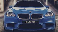 BMW M5 F10 Stock Single