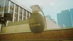 GTA 5 Grenade