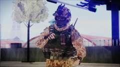 MW2 Russian Airborne Troop Desert Camo v4