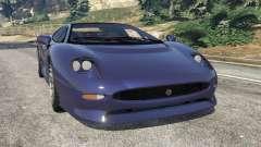 Jaguar XJ220 v0.9