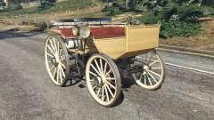 Daimler 1886 [wood]