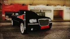 Chrysler 300С Unalturan pour GTA San Andreas