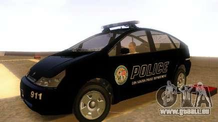 Karin Dilettante Police Car für GTA San Andreas
