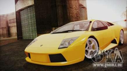 Lamborghini Murcielago 2005 Yuno Gasai IVF pour GTA San Andreas