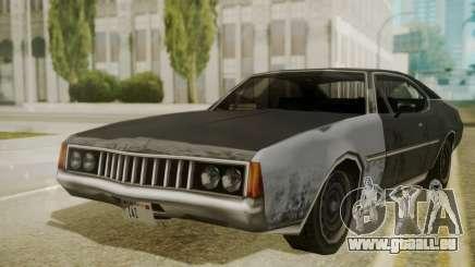 Clover FnF Skin für GTA San Andreas