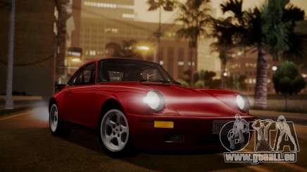 RUF RUF RUF Ctr yellowbird (911) 1987 АПП IVF für GTA San Andreas