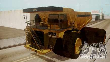 Dump Truck pour GTA San Andreas
