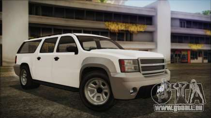 GTA 5 Declasse Granger Civilian IVF für GTA San Andreas
