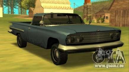 Voodoo El Camino v1 für GTA San Andreas