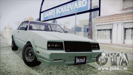 GTA 5 Willard Faction pour GTA San Andreas