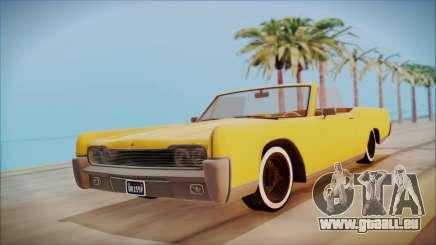 GTA 5 Vapid Chino Bobble Version für GTA San Andreas