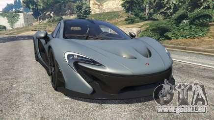 McLaren P1 2014 v1.5 für GTA 5