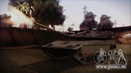 M2A1 Slammer Tank für GTA San Andreas