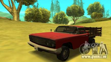 Voodoo El Camino v2 (Truck) pour GTA San Andreas