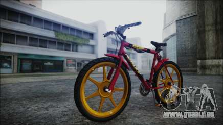 Mtbike HD für GTA San Andreas