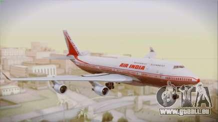 Boeing 747-437 Air India Tanjore New Skin für GTA San Andreas