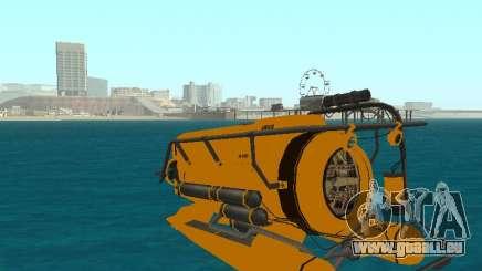 Tauchpumpe von GTA V für GTA San Andreas