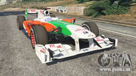 Force India VJM03 pour GTA 5