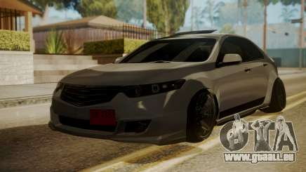 Honda Accord Type S 2008 RHBK für GTA San Andreas