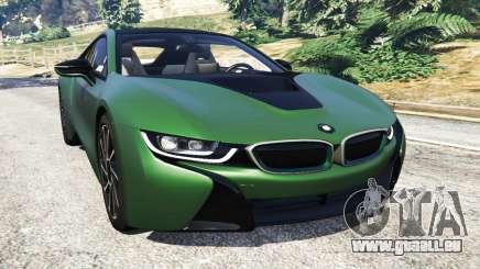 BMW i8 2015 pour GTA 5